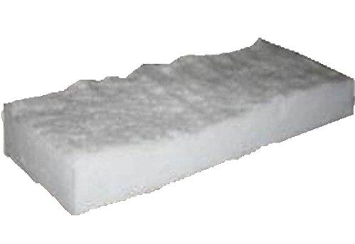 4 ceramic wool sponge 4pcs x 30x10x3cm bioethanol fire firplace firebox safety