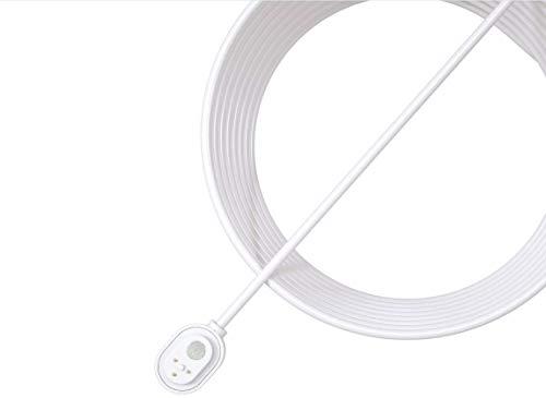 313Rbn3icuL [Bon plan Arlo !  Arlo VMA5600C Accessoires Ultra et Pro 3 - Câble de Recharge Magnétique d'Extérieur 7,6m