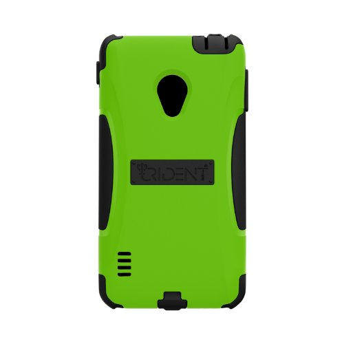 Trident Case AEGIS Series Protective for LG Lucid2 - Retail Packaging - Green