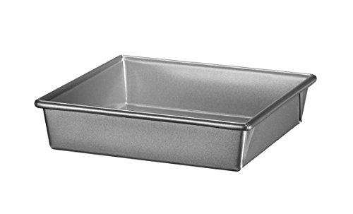 KitchenAid KBNSO08SQ Tortiera quadrata 20 × 20 × 5 Cm