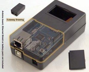 313th8X4NSL - ARDUINO - Arduino Box Rev3 - Caja De Microcontrolador