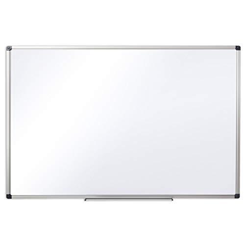 Office Marshal, lavagna bianca professionale, certificata, con superficie laccata e magnetica 80 x...