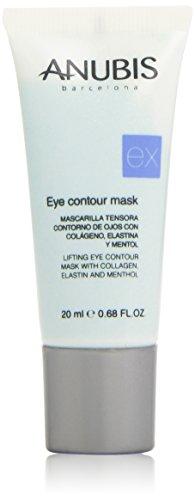 Anubis - Mascarilla tensora - Contorno de ojos con colágeno, elastina y mentol - 20 ml