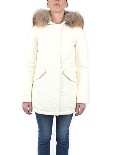 WOOLRICH WWCPS1447 CN02 Piumini Lunghi Donna Bianco XL
