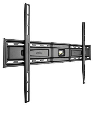 Meliconi SlimStyle 600 S, Supporto Fisso Ultra Sottile da Parete per Tv a Schermo Piatto da 50'' a...