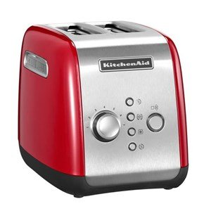 KitchenAid Classic 5KMT221EER Tostapane a 2 Scomparti, Rosso