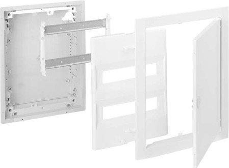 abb-entrelec uk500-Armadio incasso uk524N324moduli porta metallico/A