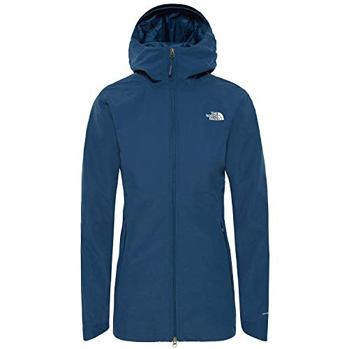 The North Face Hikestellar W Giacca per la Pioggia Blue Wing
