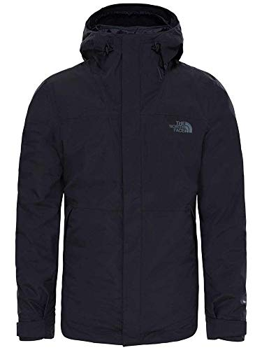 The North Face M Naslund Triclimate, Giacca Impermeabile Uomo, Nero (TNF Black), XXL