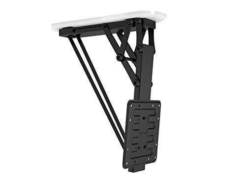 MULTIBRACKETS M Vesa Flipdown - Supporto da soffitto motorizzato per schermi da 81 a 140 cm, portata...
