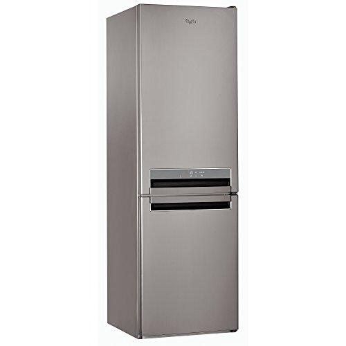 Whirlpool BSNF 8452 OX Libera installazione 316L A++ Acciaio inossidabile frigorifero con...