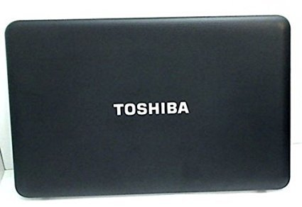 ACETRONIX Toshiba Sattelite C850 Top Panel Front & Back LCD Cover (Without Hinges)