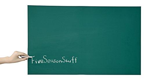 FiveSeasonStuff Autoadesivo Parete Lavagna Verde Sticker / Decal / Carta del Contatto per Negozio...