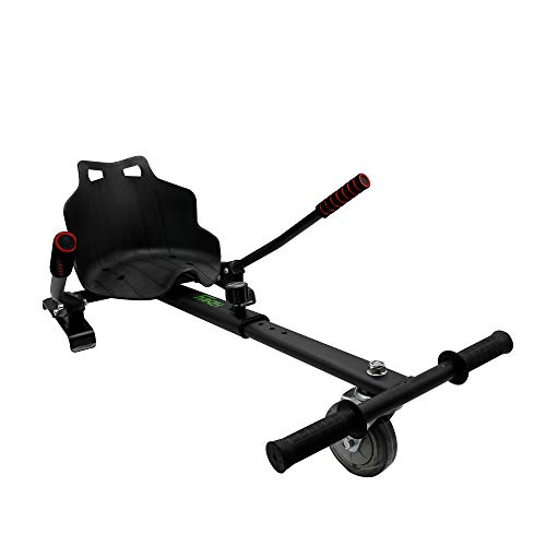 Hiboy-Sedia Kart per Electric Self Balancing Scooter Compatibile con i 6.5, 8 e 10 Pollici Balancing...