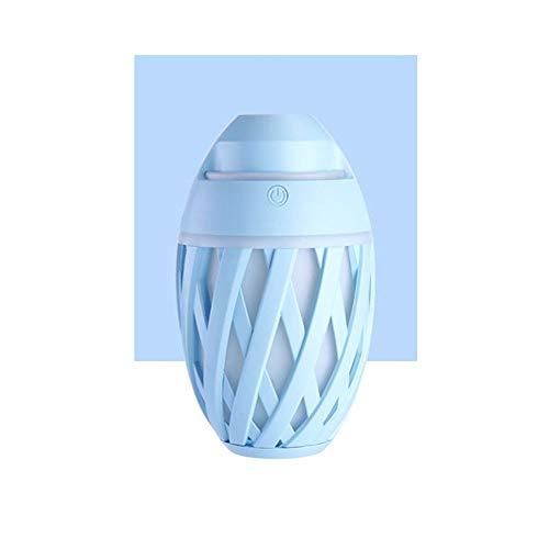 YWX Umidificatore Portatile Mini USB diffusore di Oli Essenziali diffusore di aromaterapia LED...