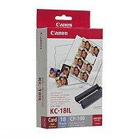 #Canon KC-18 IL Stickerpapier mit Ministickern für Selphy Drucker#