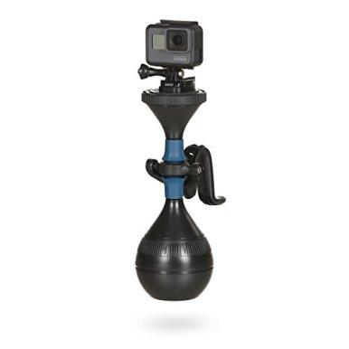 Steadycam-solidLUUV-Schwebestativ-fr-professionelle-und-wackelfreie-Videos-Kamerastabilisierungssystem-kompatibel-mit-Action-Kameras-Smartphones-Kompaktkameras-sowie-360-Grad-Kameras