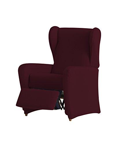 Eysa Italia Ulises Copripoltrona Elastico Relax, Rosso, 60 a 75 cm