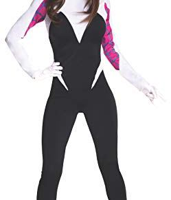 Generique - Disfraz Spider-Gwen Mujer S