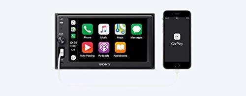 Sony XAV-AX1000 15.7 cm (6.2-inch) Media Receiver with Bluetooth (Black)