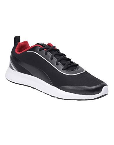 PUMA Men's Flipster IDP Dark Shadow-Indigo Bunting Black Sneakers-8 UK/India (42 EU) (4060981891130)