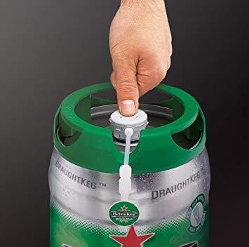 Tubes de service beertender pour tireuse à bières Seb & Krups. Lots de 5, 10, 20 et 30 tubes. Livré par KafooStore - Colissimo 48h