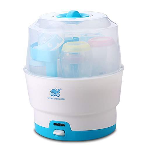 NAUY @ Sterilizzatore a Vapore per Bambini, vasetto per sterilizzazione Bottiglie, disinfezione di 6...