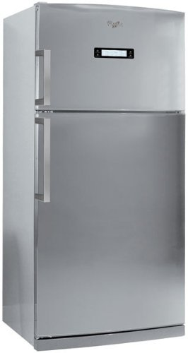 Whirlpool WTH5244 NFX Frigo-congelatore (Libera installazione, 515 L, T, 44 dB, 6 kg/24h, A+),...
