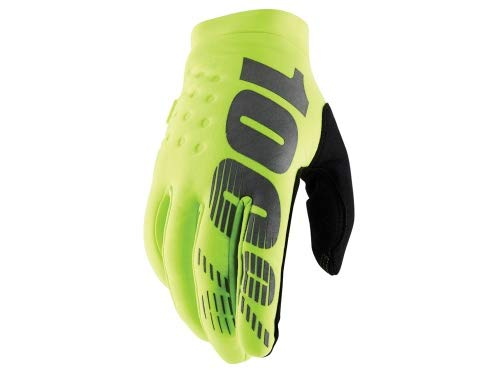 100% Prozent Brisker Kinder Fahrrad Handschuhe MTB DH MX Mountain Bike Motocross Enduro Offroad...