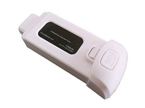 Batteria lipo ad alta capacità, 1700mAh. per Breeze 4k Yuneec