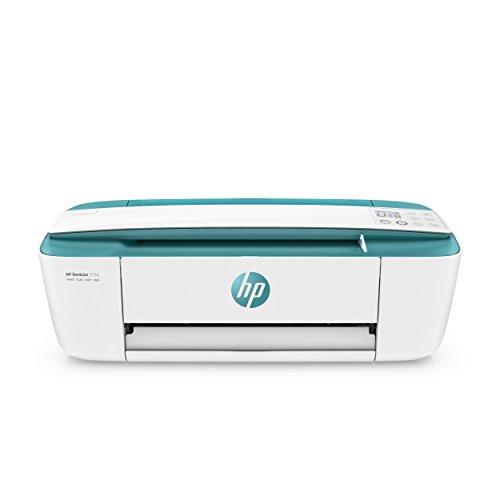HP Deskjet 3735 (T8X10B) Stampante Multifunzione a Getto di Inchiostro, Stampa, Scannerizza,...