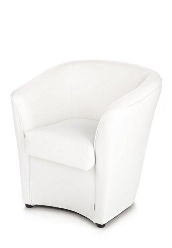 Wink Design, Vanessa, Poltrona, Bianco, 43 x 72 x 71 cm