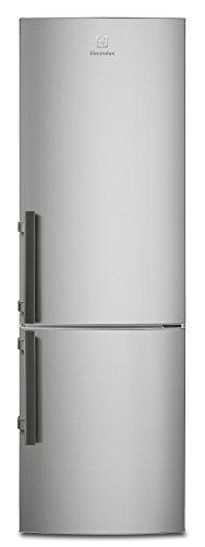 Electrolux EN3613JOX Libera installazione 329L A+ Grigio, Acciaio inossidabile frigorifero con...
