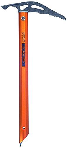 Climbing Technology - Piolet Agile Plus Ice Axe, Unisex Adulto, Agile Plus Ice Axe, Gris, 45 cm