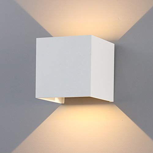 K Bright 12w Lampada Esterna Da Parete Applique Da Parete
