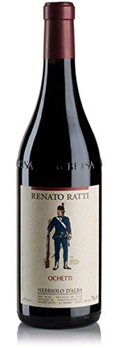Nebbiolo d'Alba Renato Ratti Ochetti 0,375 lt.