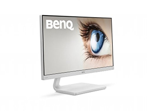 "BenQ VZ2470H - Monitor de 23,8"" FHD (pantalla de 1920x1080, Eye-Care, VA, Tecnología Low Blue Light, Flicker-free, Alto contraste nativo 3000:1, HDMI, bisel superestrecho) color blanco"