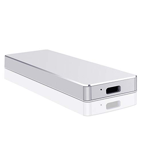 Hard Disk 2 TB Esterno, Hard Disk Esterno USB-C 3.1 Portatile per PC, Mac, Xbox, PS4, Desktop,...