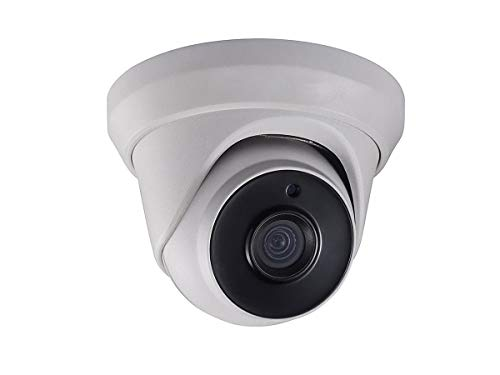 Monoprice 2.1MP HD-TVI Turret Security Camera 1920x1080P@30fps 2.8mm Fixed Lens True WDR 120dB 2 Matrix IR 2.0 up to 131ft (40m) IP66 Weatherproof;