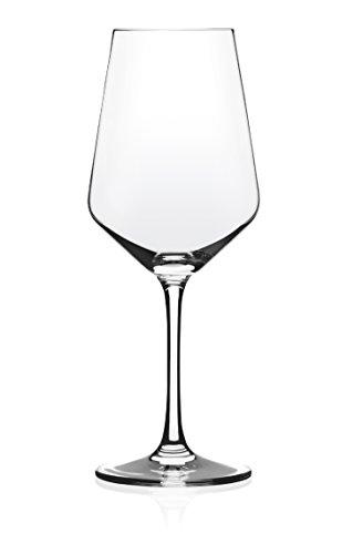 Rastal 1000138894Harmony - Calici da Degustazione Universale, 35cl, 6pz, vetro, Modern