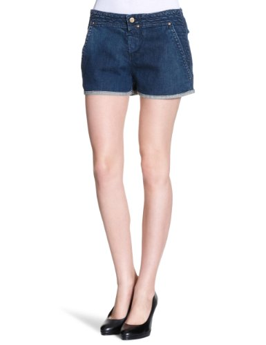 Miss Sixty Damen Jeanshose/ Shorts & Bermuda Tiefer Bund,...