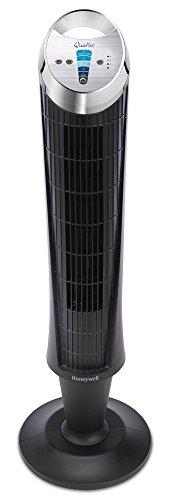 Honeywell HY-254E Ventilatore a Torre, Nero