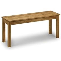 Julian Bowen Coxmoor - Banco de madera de roble
