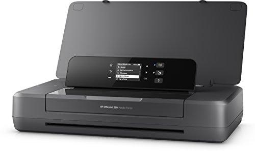 HP OfficeJet 200 Stampante Portatile, 4800X1200, Nero