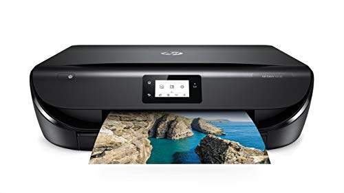 HP ENVY 5030 M2U92B Stampante Multifunzione a Getto di Inchiostro, Stampa, Scannerizza, Fotocopia,...