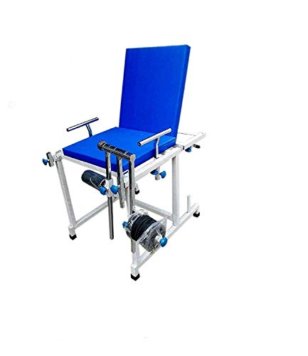 Physio Future International Physiotherapy equipments Quadriceps Exercise Table - Chair For Knee Joints Muscles Group Exercise Machines