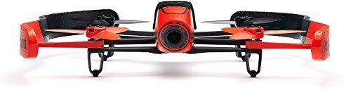 Parrot - Drone Bebop, color rojo (PF722000)