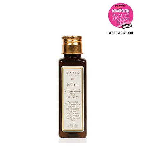 Kama Ayurveda Jwalini Retexturising Skin Treatment Oil, 100ml 9
