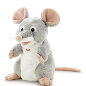 Trudi - Marioneta ratón (29913)