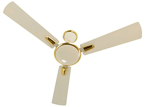Nexstar Naura Ivory 1200mm Sweep (48 inch) High Speed Ceiling Fan